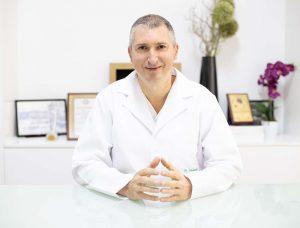 Dr. Vladislav Gyebnar - Medic primar Chirurgie Plastică și Reparatorie